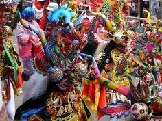 Carnaval de Oruro - Las diabladas