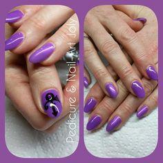 Prince nailart by Pedicure & Nail-Art Joly