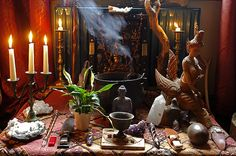 Altar and Ritual tools have many purposes in magick. Each of these tools are as individual as the witch who uses them.  www.ancient-wisdoms.com