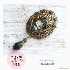 We are happy to announce 10% OFF on our Entire Store. Coupon Code: VALENTINE10.  Min Purchase: N/A.  Expiry: 28-Feb-2017.  Click here to avail coupon: https://www.etsy.com/shop/Schmucktruhe?utm_source=Pinterest&utm_medium=Orangetwig_Marketing&utm_campaign=Coupon%20Code   #etsy #etsyseller #etsyshop #etsylove #etsyfinds #etsygifts #musthave #loveit #instacool #shop #shopping #onlineshopping #instashop #instagood #instafollow #photooftheday #picoftheday #love #OTstores #smallbiz #sale #coupon