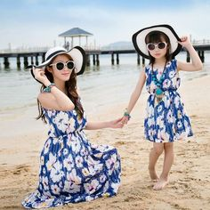 s Clothing Children' Mother Daughter Fashion, Mom Daughter, Stylish Girl Pic, Stylish Kids, Mommy Daughter Photography, Mommy And Me Dresses, Mother Daughter Relationships, Picture Outfits, Kids Outfits