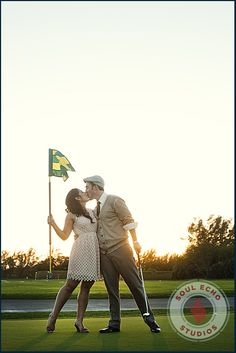 engagement photo ideas...like this idea but instead w a football twist (uom n msu)
