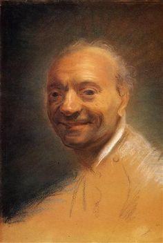 Self-portrait - Maurice Quentin de La Tour