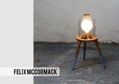 New designers Felix McCormack
