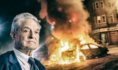 George Soros could be charged with Sedition and Treason for the damage he is causing the U.S. if he is proven to be guilty!   ~~SHARE THE MESSAGE!~~