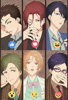 Who would you choose? For me I pick Makoto!~♡♡