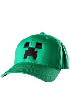 Boys Minecraft Baseball Hat Age 4 to 10 Years 100% Polyester. Wow these Hats are amazing for any Minecraft Fans,. have variety of baseball hats. Valcro Fastening at the back,. lovely large print on the front,. Made of 100% Polyster.