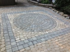 TGW designs and builds driveways from pavers, stone and brick with concrete or Belgium block curbing. Description from rockland-landscaping.com. I searched for this on bing.com/images