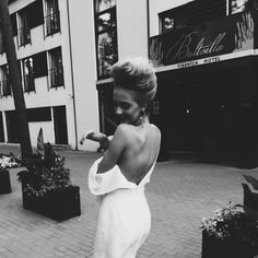 Imagen de girl, dress, and black and white Luxe Life, Fashion Pictures, Types Of Fashion Styles, Playing Dress Up, White Photography, Cool Outfits, White Dress, Glamour, Fancy