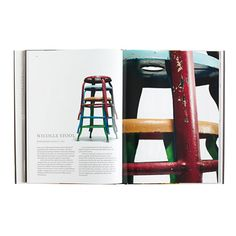 Industrial chic: 50 Icons of Furniture and Lighting Design - books - Men's accessories - J.Crew
