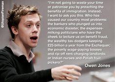 Owen Jones.