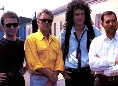 John Deacon, Roger Taylor, Brian May and Freddie Mercury Queen Ii, I Am A Queen, Save The Queen, Queen Photos, Queen Pictures, Queen Freddie Mercury, John Deacon, Queen Brian May, Roger Taylor