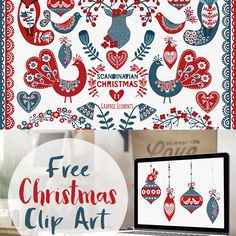 Free Scandinavian Christmas Graphics: These breathtaking Scandinavian Christmas Images/Clip Art are absolutely FREE but for a very limited time only! Just look at all the gorgeous printables you are able to create with them! To download Click Here! Even though this freebie has now expired.. you could still get it here! [showmyads] Be Sure To...Read More »