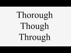 ¿Quieres practicar y mejorar tu pronunciación en inglés? Este poema es un ejercicio arduo pero efectivo (AUDIO)