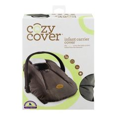 Cover Carrier Car Seat Baby Infant Canopy Gray Nursing Carseat Cozy New Blanket Stretch All Carriers Multi Use Winter Minky Cheap Toys For Kids, Baby Carrier Cover, Cozy Cover, Booster Car Seat, Outdoor Baby, Popular Toys, Shower Cap, Cover Gray, Baby Warmer