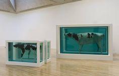 La no-broma de Damien Hirst, l'enfant terrible del mundo del arte | ARCO Bloggers