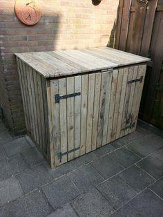 Tutorial: Pallet Storage Bin Project | 99 Pallets