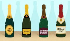 Guide to Champagne & Other Sparkling Wine What's Ur Fav Style? My Latest Vivino Article