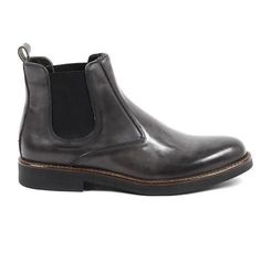 Dark Grey 42 EUR - 9 US V 1969 Italia Mens Ankle Boot
