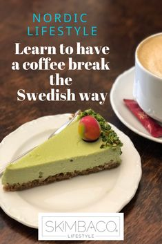 Learn to have a coffee break like in Sweden and live life to the fullest. Drinking Coffee, Coffee Drinks, Best Coffee, My Coffee, Coffee Break, Morning Coffee, The Swede, Live A Little, Coffee Culture
