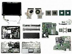 Hp laptop repair instructions