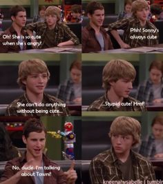 Sonny With A Chance. I remember this episode!!!