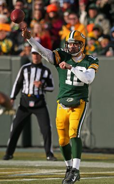Aaron Rodgers // Green Bay Packers