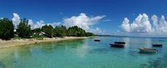 Tuvalu a punto de desaparecer por el incremento del agua del mar.