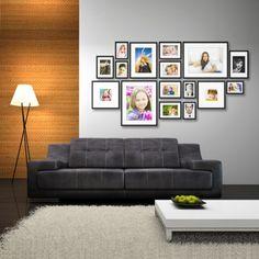 foto's aan de muur ideeen - Google zoeken