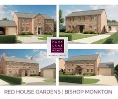 Exciting News, New Homes For Sale, Exclusive Collection, New Builds, Modern Classic, Yorkshire, Announcement, Home And Garden, Construction