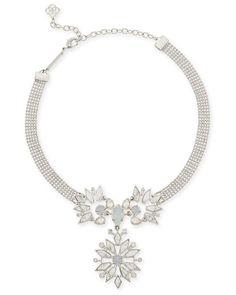 Isabella Choker Necklace in Antique Brass | Kendra Scott