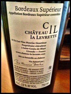 El Alma del Vino.: Château La Levrette Rouge 2006.