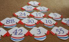 Crafty Chics: Hockey Tournament Door Signs