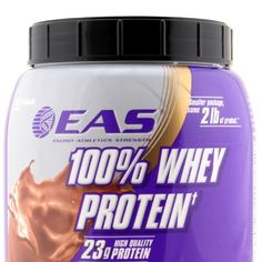 EAS Whey Protein Review