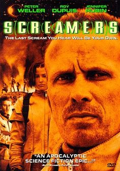"""Screamers (1995).  Based on the short story """"Second Variety"""" by Philip K. Dick."""