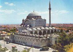 Bir Aşk Destanı; Mihrimah Sultan Camii ve Edirnekapı Camii