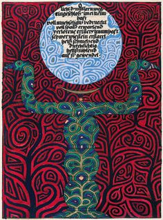 TheRedBook-LEFAP-Catalog2.jpg (556×752) | C.G.Jung | the Red Book