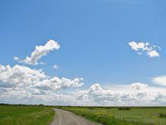 Oklahoma.  Nothing beats the Oklahoma sky.