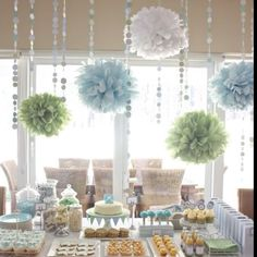 Baby boy first bday party idea