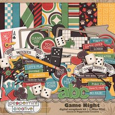 Game Night By Peppermint Creative