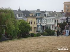 Alamo Square Alamo Square, San Francisco, Mansions, House Styles, Home Decor, Mansion Houses, Homemade Home Decor, Villas, Fancy Houses