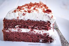 #Receta: #Tarta Red Velvet sin gluten - #redvelvet #singluten #glutenfree