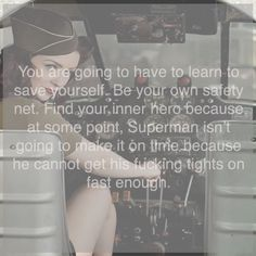 Be your own superman