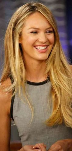 53 Ideas Hair Color Blonde Golden Candice Swanepoel For 2019 2015 Hairstyles, Elegant Hairstyles, Cool Hairstyles, Celebrity Hairstyles, Candice Swanepoel Haircut, Blonde Color, Hair Color, Women Haircuts Long, Blonde Haircuts