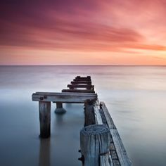 Mentone Jetty near our old house