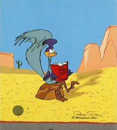 The Neurotic Coyote - Limited Edition Animation Cel with Hand Painted Coloring by Chuck Jones Looney Tunes Characters, Looney Tunes Cartoons, Old Cartoons, Classic Cartoons, Watch Cartoons, Disney Characters, Animation Cel, Animated Icons, Road Runner