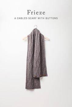 Design Spotlight: Frieze - Brooklyn Tweed