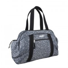 INTERESTPRINT Paisley with Folk Flowers Outdoor Sports Travel Duffel Bag