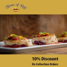 Taste Of Raj offers delicious Indian Food in Rochford, Southend-on-Sea Browse takeaway menu and place your order with ChefOnline. You can pay via cash. North London, Food Items, Indian Food Recipes, A Table, Opportunity, Menu, Favorite Recipes, Heart