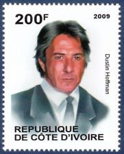 Rain Man couldn't count on this! Dustin Hoffman Postage Stamp Mint Unused MNH 2009